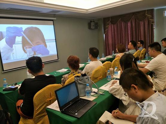 北京朗依制药大讲堂之产品培训会 ——广西海南站